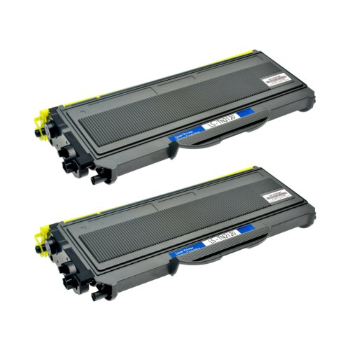 2 Toner für Brother TN-2120 XL DCP-7030 7040 N HL-2140 2150 2170...