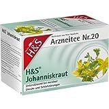 H&S Johanniskraut Filterbeutel 20 St