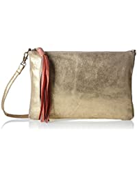 PIECES Pcsolange Leather Cross Body - Shoppers y bolsos de hombro Mujer