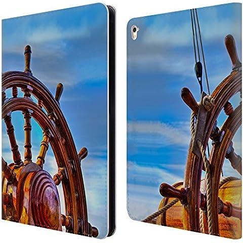 Ufficiale Celebrate Life Gallery L'elmo Attrezzi Cover a portafoglio in pelle per Apple iPad Pro