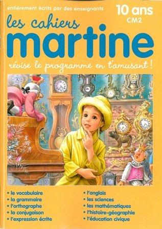 Les Cahiers de Martine CM2