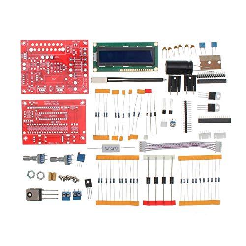 Zhouchenchen Kit de Bricolaje Módulo de Fuente de alimentación Kit de Bricolaje Protección de limitación de Corriente de Cortocircuito 0-28V 0.01-2A Regulable DC regulado
