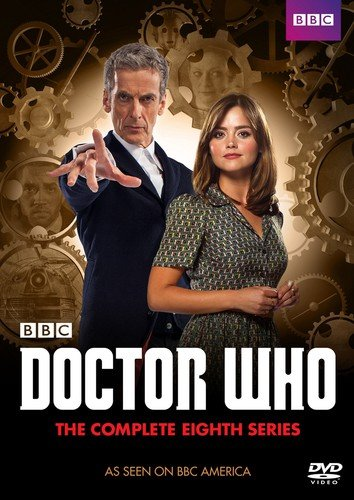 Doctor Who: The Complete Eighth Series [Import USA Zone 1]