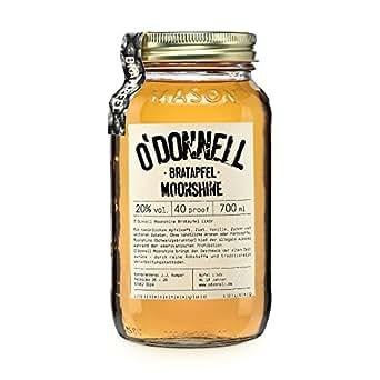 O'Donnell Moonshine Bratapfel Likör (1 x 0.7 l)