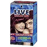 3 x Schwarzkopf Live Color XXL Colour Intense Permanent Coloration 46 Cyber Purple