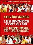 Coffret Splendid 3 DVD : Les Bronzés / Les Bronzés font du ski / Le Père Noël est...