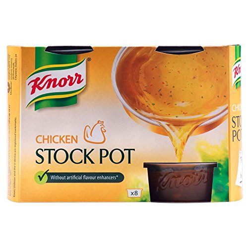 Knorr Stock Pot Poulet (8x28g) - Paquet de 6