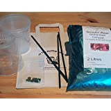Pequeño Orchid trasplantar Kit