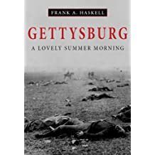 Gettysburg: A Lovely Summer Morning (Illustrated) (English Edition)