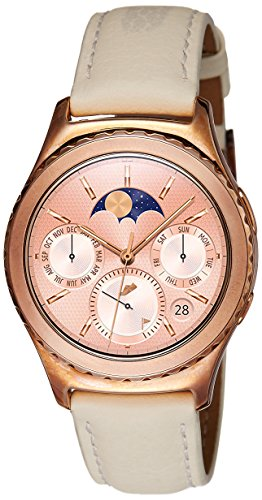 53091d706 Buy Samsung Gear S2 Classic Smartwatch (Rose Gold Strap