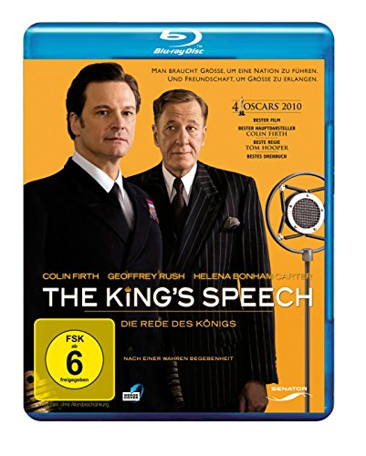 Bild von The King's Speech [Blu-ray]