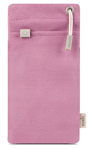 Moshi iPouch Plus Hülle für Apple iPhone 6 Plus rosa