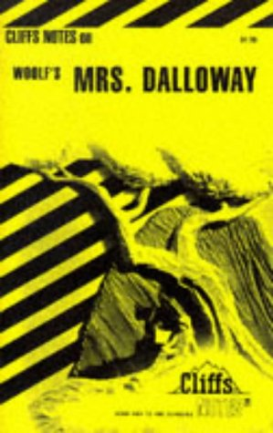 Cliffsnotes Mrs. Dalloway