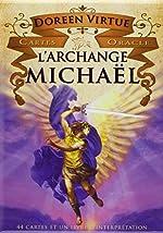 Cartes oracle L'archange Michaël - 44 cartes et un livret d'interprétation de Doreen Virtue