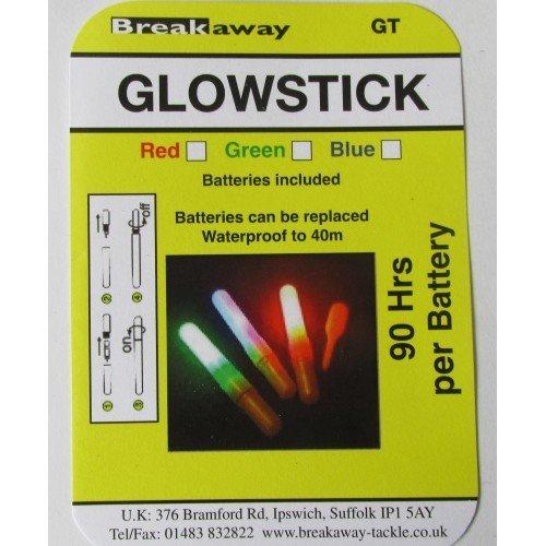 Breakaway Tackle Luminous Impact Lead Weights 170g Pack of 5