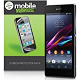 Sony Xperia Z1 Écran Protecteur Garde Paquet 3