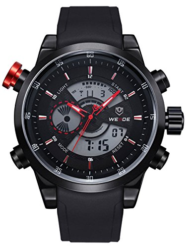 alienwork-dualtime-analogue-digital-watch-chronograph-lcd-wristwatch-multi-function-polyurethane-bla