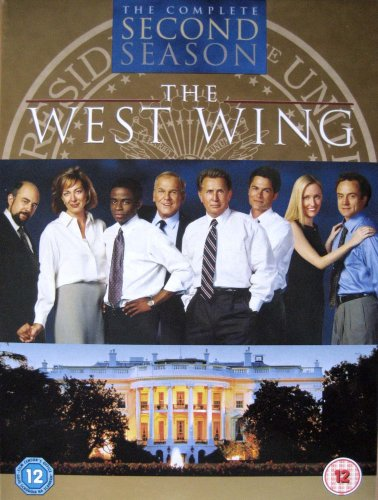 the-west-wing-complete-series-2-reino-unido-dvd