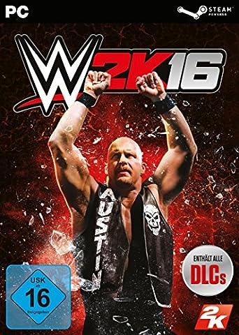WWE 2K16 (Code in der Box) - [PC]