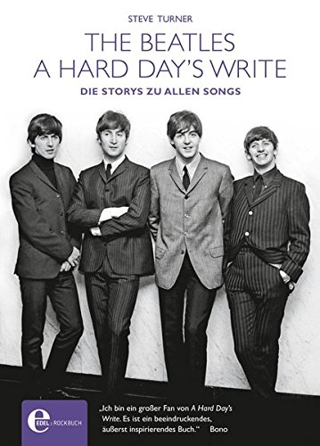 A Hard Day's Write-The Beatles (4500 - Popkultur & Musik)