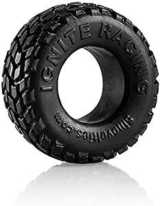 Si Novelties Groß Schwarz High Performance Reifen Ring Amazon De