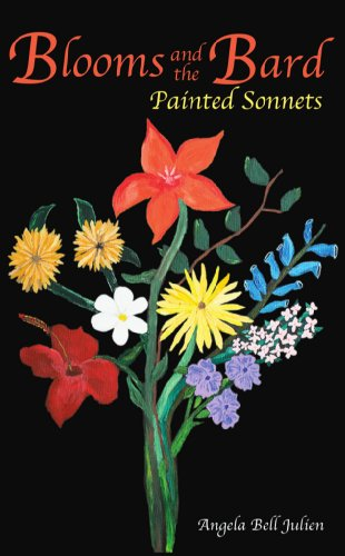 Blooms and the Bard: Painted Sonnets (English Edition)