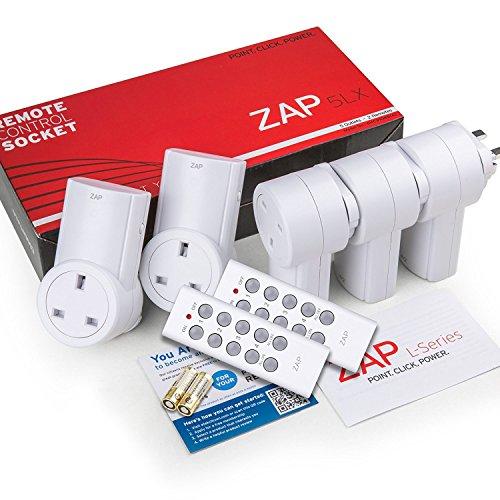 Etekcity wireless remote control sockets programmable electrical etekcity wireless remote control sockets programmable electrical outlet aloadofball Gallery