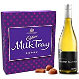Cadbury Milk Tray & White Wine