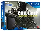 PlayStation 4 Slim (PS4) 1TB - Consola + COD: Infinity Warfare