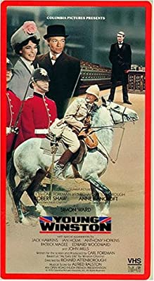 Young Winston [UK-Import] [VHS]