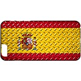 Funda Carcasa para iPhone 6 Bandera ESPAÑA 05