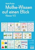 Merk-Poster - Klasse 1/2 - Mathe-Wissen auf einen Blick