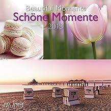 Schöne Momente 2018 - Fotokalender, Inspirationen - 30 x 30 cm