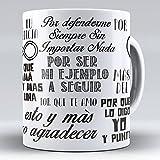 Nueva taza cerámica desayuno regalo original día de la madre para mamá Frases para decir a una madre