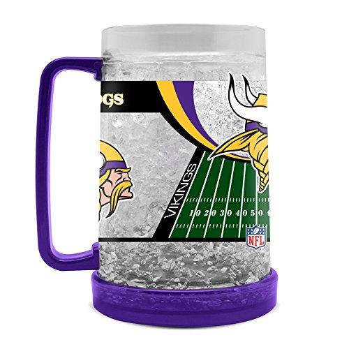 Duck House NFL Minnesota Vikings Becher für Gefrierschrank, 450 ml