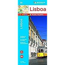 Plan Lisbonne Michelin