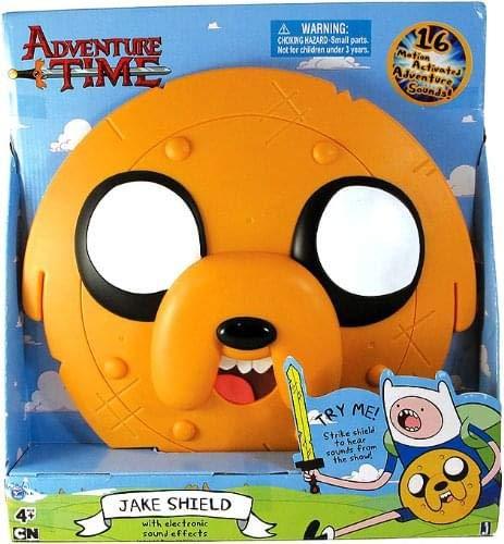 Adventure Time Jake Jeu de r?le Bouclier Avec Sounds Adventure Time (japon importation)