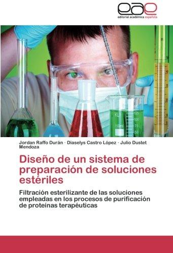 Diseño de un sistema de preparación de soluciones estériles