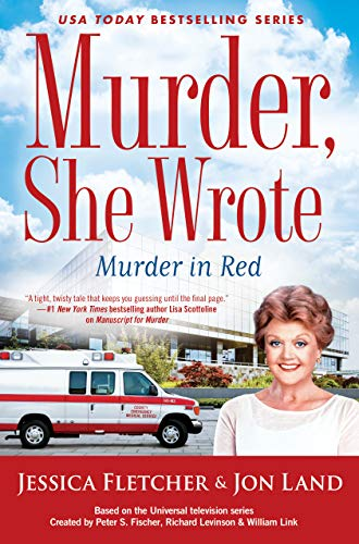 Murder, She Wrote: Murder in Red (Murder She Wrote Book 49) (English Edition)