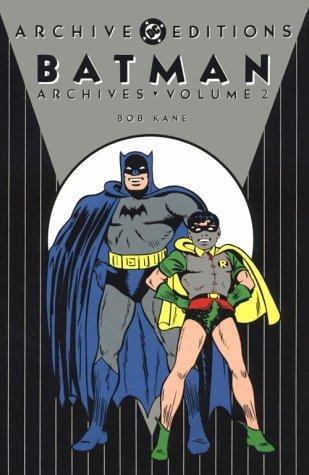 Batman - Archives, VOL 02 by DC Comics (November 14,1997)