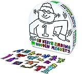 Vilac Set of 18 Keith Haring Magnet