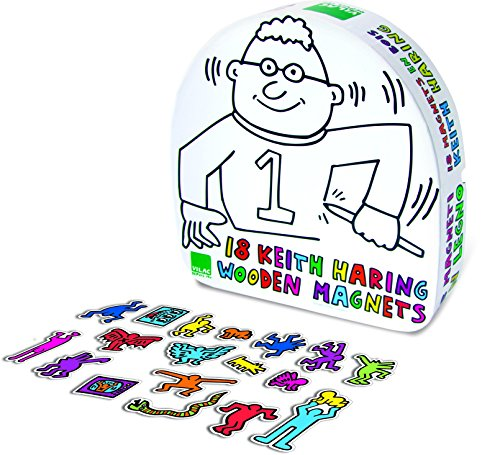 Vilac - 9262 - Magnets - Keith Haring