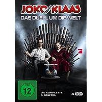 Joko gegen Klaas - Das Duell um die Welt: Die komplette dritte Staffel