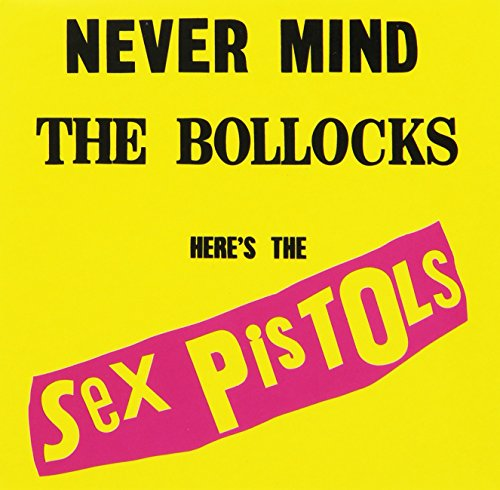 Magnet Metal Sex Pistols (Sex Magneten)