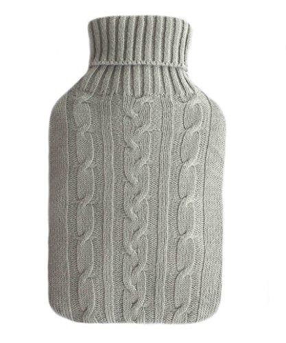 Wärmflasche (1,8 Liter) von sippi\'s homeware Wärmeflaschen / Wärmekissen mit Bezug