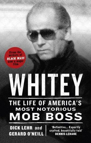 Whitey by Dick Lehr (2015-06-18)