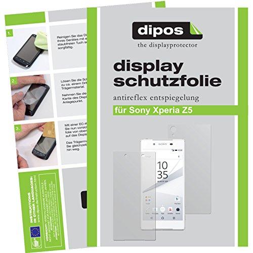 dipos Folie passend für Sony Xperia Z5