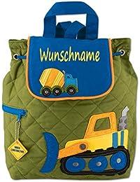 Preisvergleich für Elefantasie Rucksack Kindergartentasche mit Namen Bedruckt Verschiedene Motive