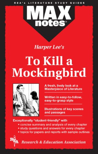 To Kill a Mockingbird (Maxnotes Literature Guides) por Anita Price Davis