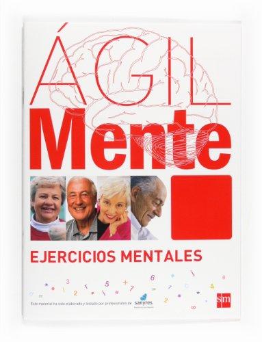 Ágilmente: ejercicios mentales. Rojo por Rafael Serrano Íñiguez
